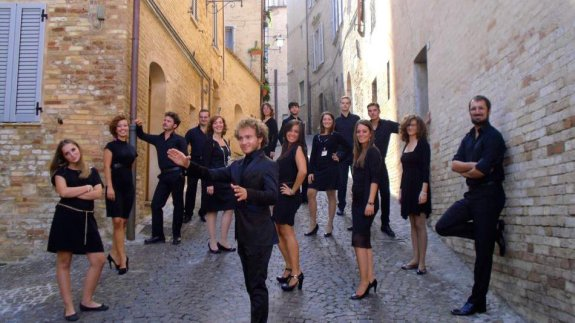 Ensemble Vocale Apulia Cantat, Andria (BT) - M° Antonio Alessandro Fortunato