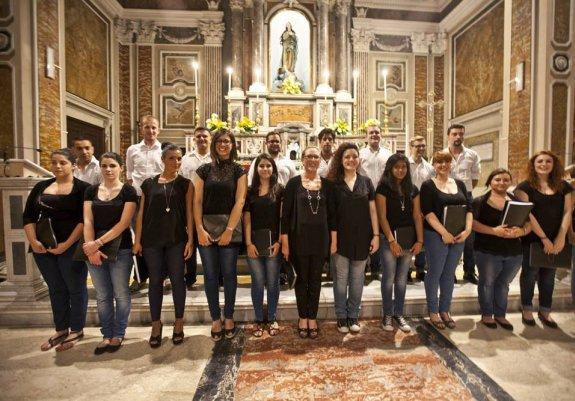 Kantika Vocal Ensemble, Pellezzano (SA) - M° Raffaela Scafuri
