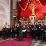 Coro della Società Polifonica della Pietrasanta, Napoli - M° Rosario Peluso