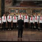 Coro Giovanile Juvenes Cantores Corato (Ba) Direttore M° Luigi Leo