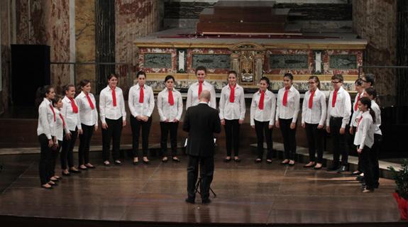 Coro Giovanile Juvenes Cantores