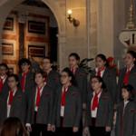 Coro di Voci Bianche Juvenes Cantores Corato (Ba) Direttore M° Luigi Leo