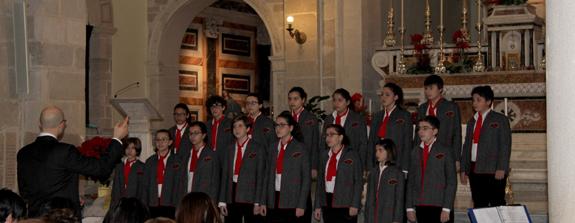 Coro di Voci Bianche Juvenes Cantores