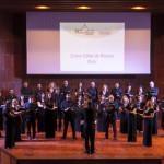 Coro Polifonico Città di Roma - Roma - conductor Mauro Marchetti