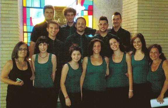 Coro Green Voices