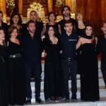 Gruppo Vocale Laeti Cantores - Cagliari - direttore Giovanni Schirra
