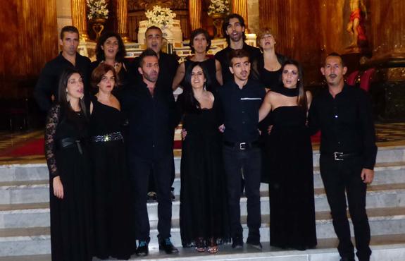Gruppo Vocale Laeti Cantores