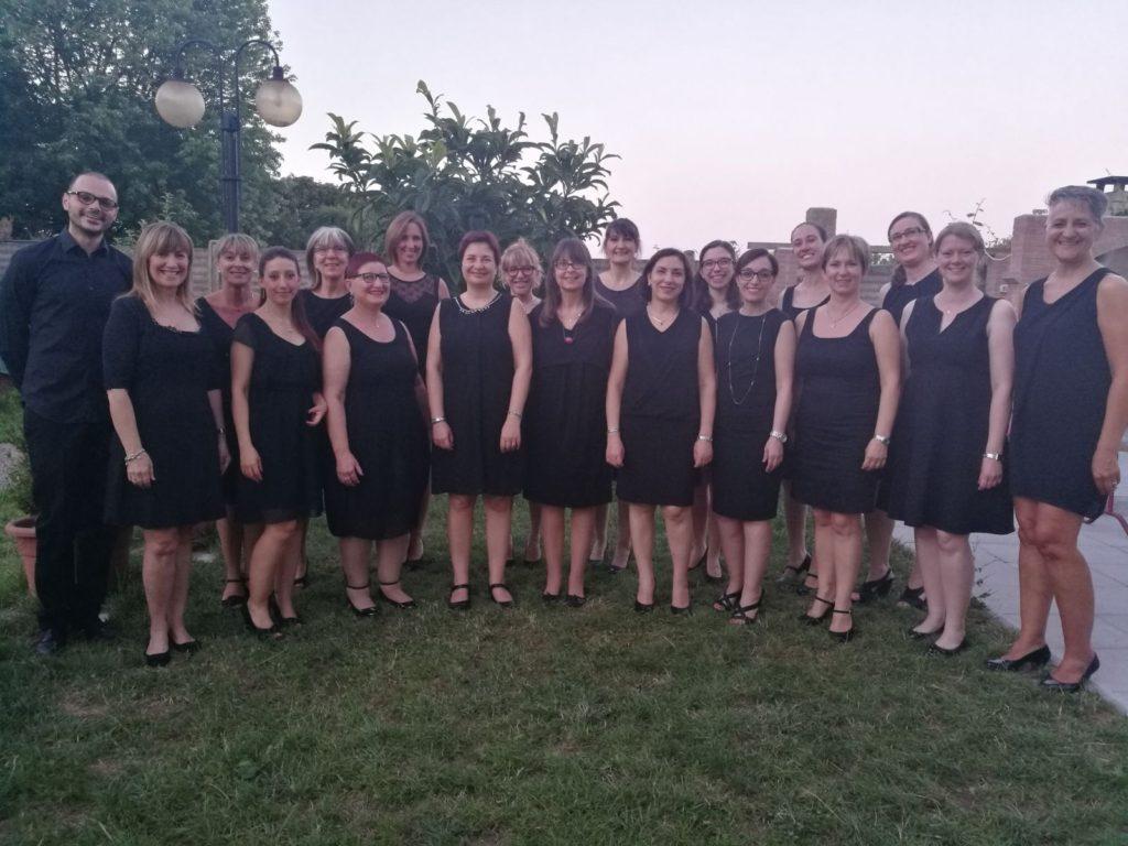 In Laetitia Chorus