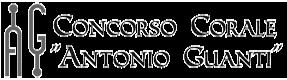 """Concorso Corale """"Antonio Guanti"""""""
