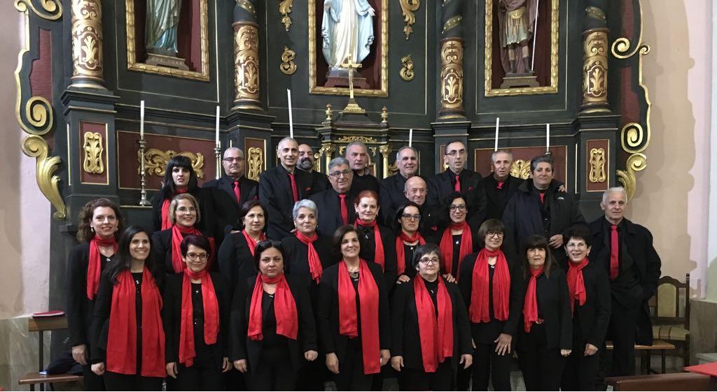 "Coro Polfonico ""Lorenzo Perosi"""