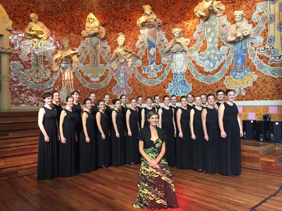Gruppo Vocale Femminile Bodeča Neža