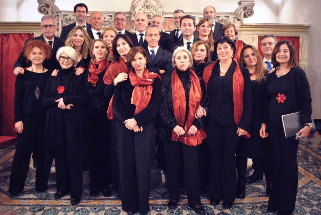 Coro della Pietrasanta - Napoli