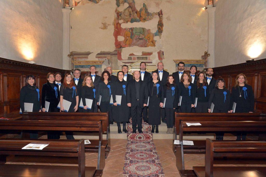 Gruppo Polifonico Suavis Sonus - Perugia